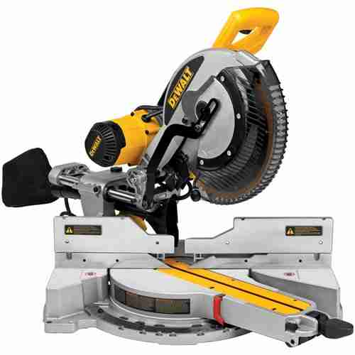 Dewalt DWS780 Sliding Compound Miter Saw Review – Is It For You