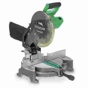 hitachi c10fcg2 miter saw