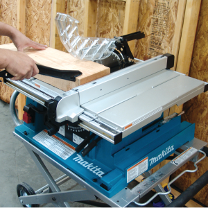 Makita Table Saw Review - Model 2705