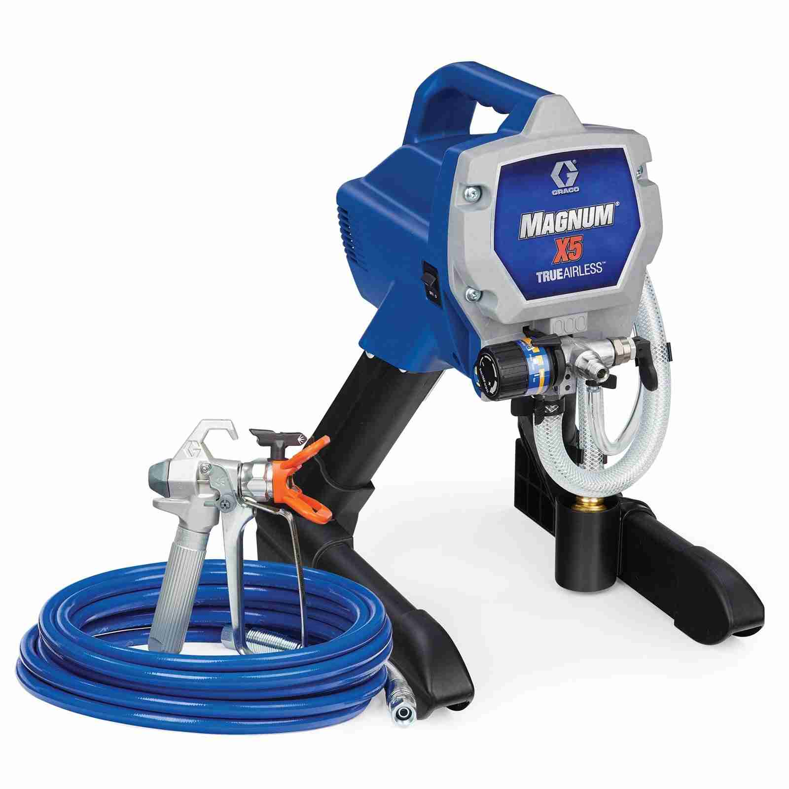 Graco X5 Paint Sprayer Review – Great DIY Airless Sprayer