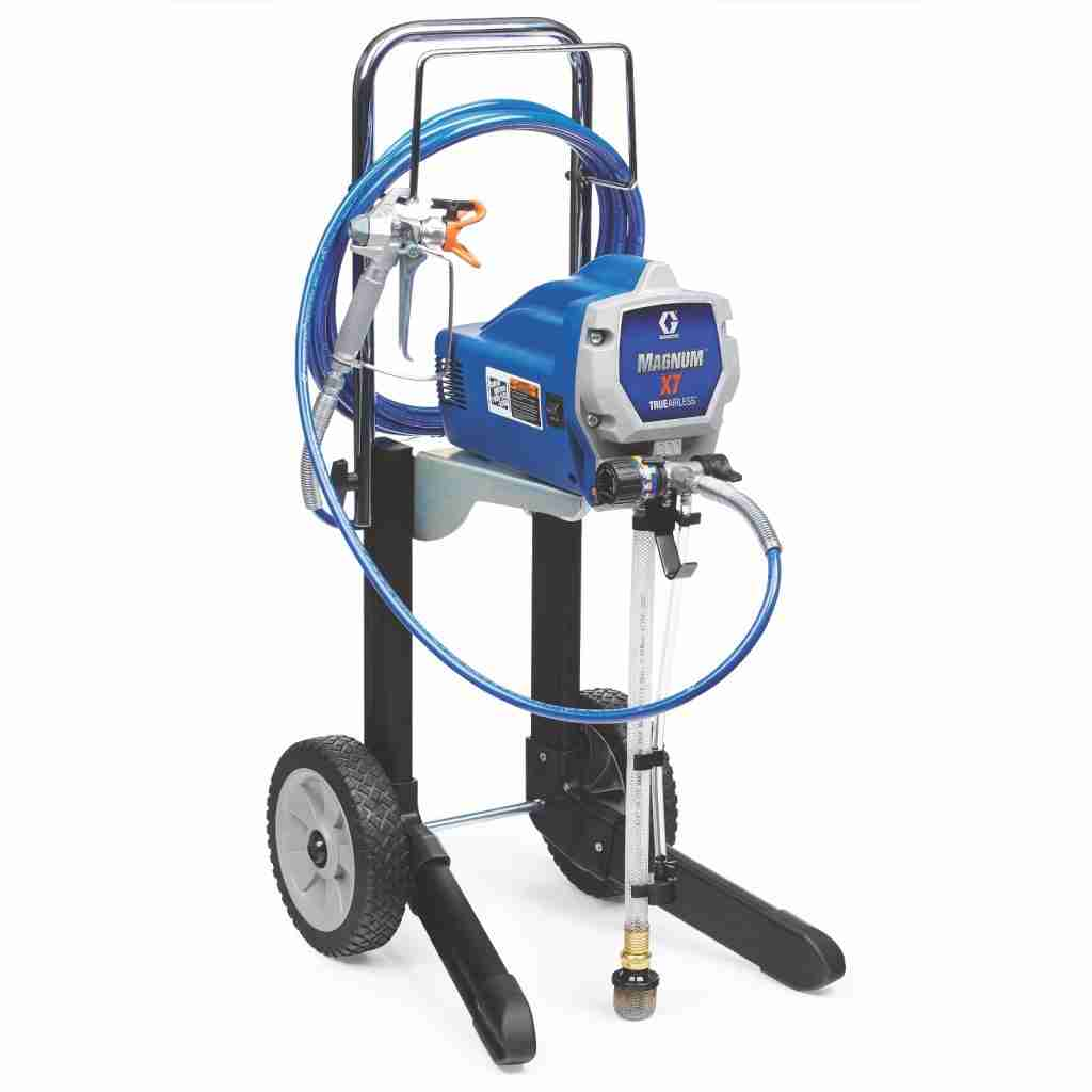 Graco x7 paint sprayer