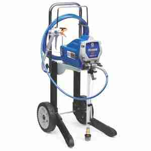 Graco x7 paint sprayer with stand