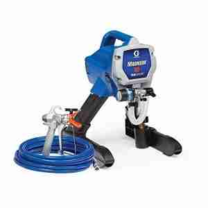 graco magnum x5 airless sprayer
