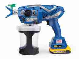 graco cordless sprayer
