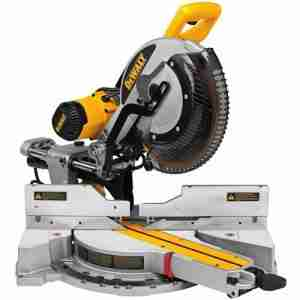 dewalt dws780 compound sliding miter saw