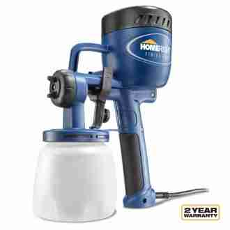 HomeRight Finish Max Review – HomeRight Paint Sprayer
