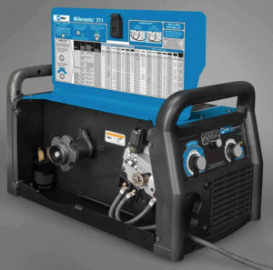 Millermatic 211 wire feed control