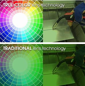 truecolor welding helmet
