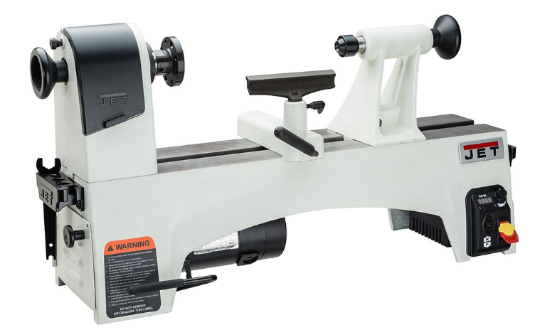 Jet-12-x-21Inch-Variable-Speed-Wood-Lathe