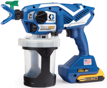 graco handheld sprayer
