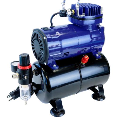 paasch 3000r airbrush compressor
