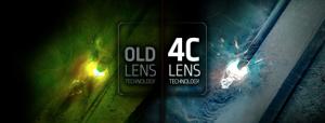 4c welding lens