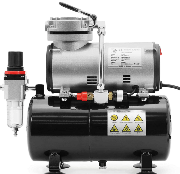 PointZero Airbrush Compressor