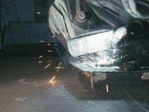 Lincoln welding helmet
