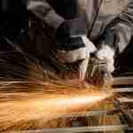 grinding welds