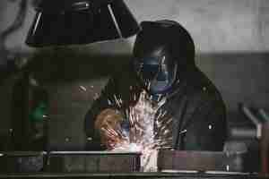 hobart welding helmet